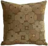 Throw Pillows Floral Accent Throw Pillow