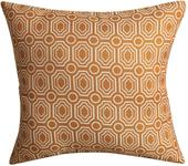 Throw Pillows Geometrical Patterned Accent Pillow